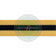 Army Sleeve Braid: Chaplain - black I Army Lace and Trimmings I Bullion Braid