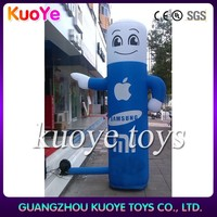 inflatable stand man,advertising man inflatable,oxford inflatable toys