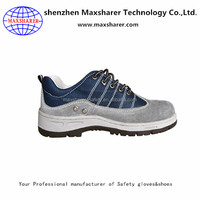 2016 men new model design footwear safety shoes prices