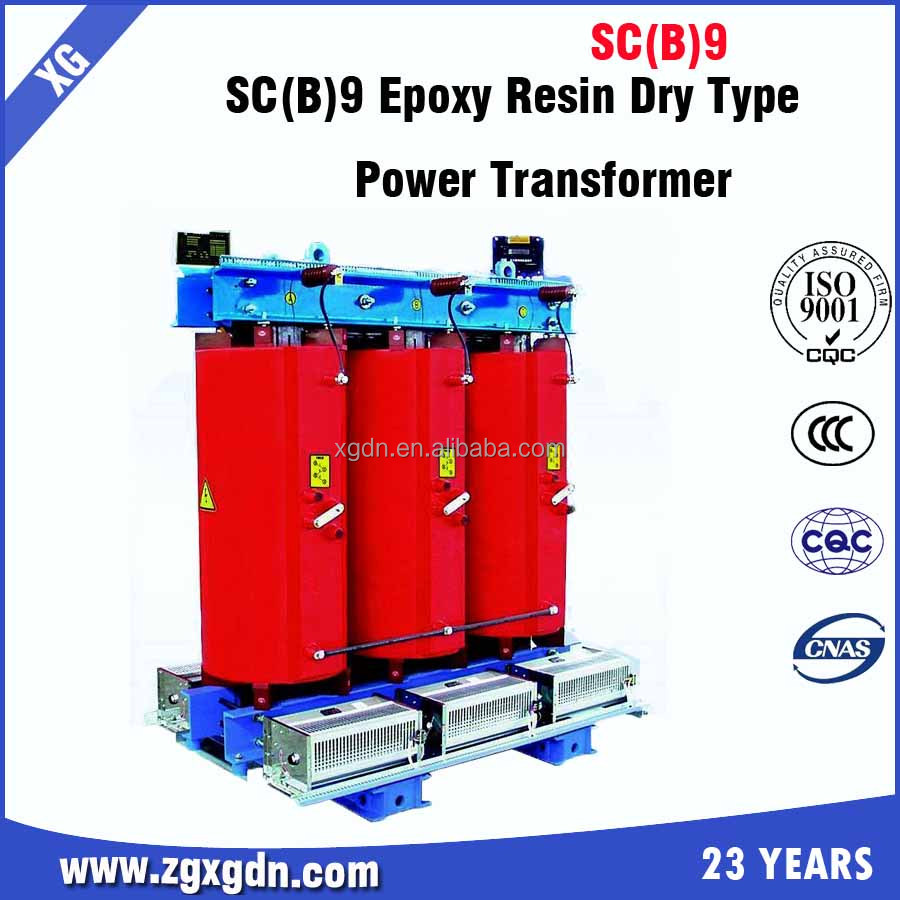 Sc(b)9,Sc(b)10 10kv Series Cast Resin Dry-type Transformer Protective Housing