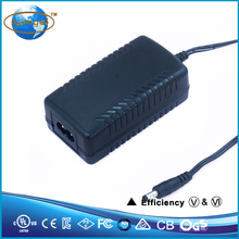 china factory quality universal portable power adaptor 9v6a desktop adapter with pse certification