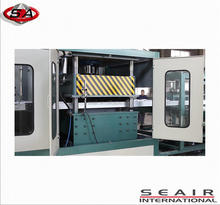 thermoforming machine for pipe cleaning sponge ball, EPS Food Container Making Machine, Foamed PS Food Container Production Line