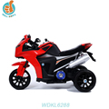 WDKL6288 6V Plastic Cheap China Electric Motorcycle /Kids Ride On Car Motorcycle Factory