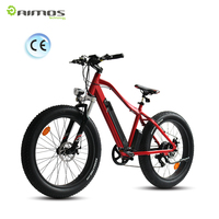 The fastest and coolest electric mountain bike in the world CE approved
