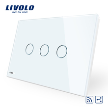 gang 3 way switch - search result, Wenzhou Livolo Electric Co., Ltd.