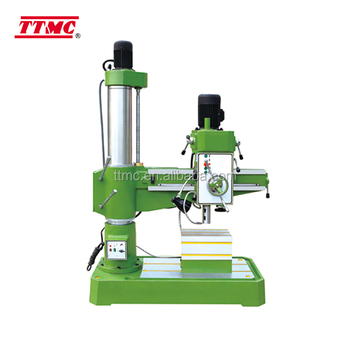 ZQ3035x10 TTMC mechanical Radial Drilling Machine