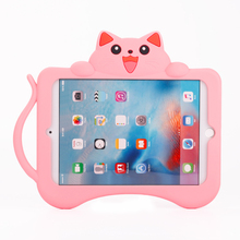Newest high quality sofe cover case for ipad mini 4