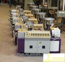 BI-color drinking tube extruding line