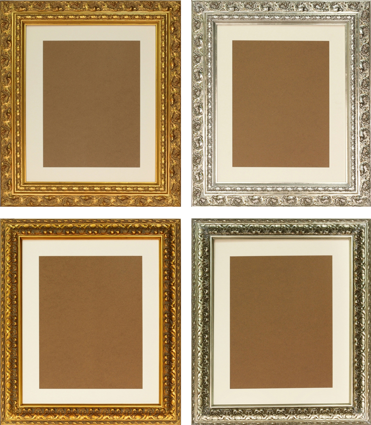 Customized Gold oil painting frames wholesale