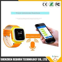 2015 Hot Selling GPS Kids Tracker Watch V80 Kids GPS Smart Watch Cheap GPS Watch Quality Assured Most Popular