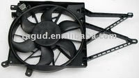 12V Condenser Fan For OPEL Auto Radiator Fan