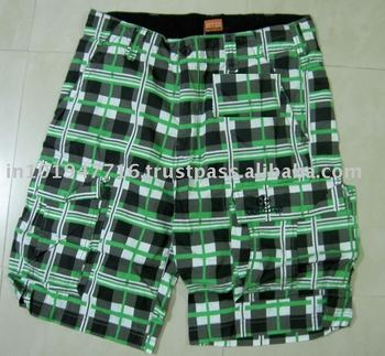men short pants