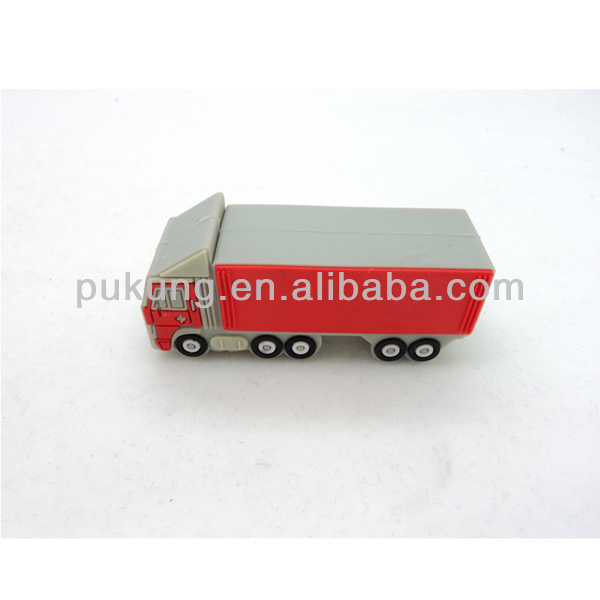 perfect customed truck usb flash drive for gift in business promotion