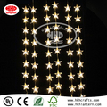 New product hot sale star shaped string light for Christmas decoration