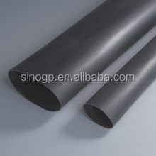 Thermal shrinkable semi-conducting tube