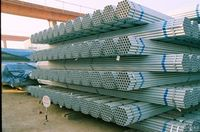 AIP.AISM standard china manufacturer good galvanized steel pipe, hot dip galvanized steel pipe