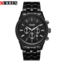 2016 new design Luxury watches relojes hombre Curren watches men