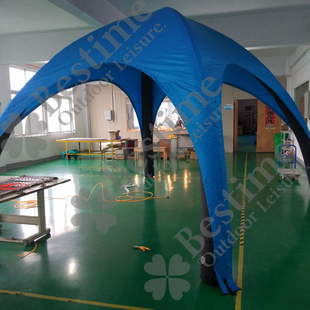 Outdoor Tent in Home Garden Inflatable Spider Tent Dome Display Tent