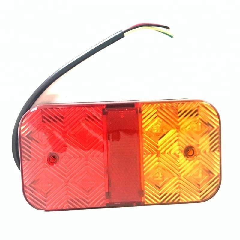 Hot Sale 100% waterproof 12V 24V Truck Led Tail Light