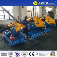 AUPU Q08 scrap metal shear Aluminum alloy to UK
