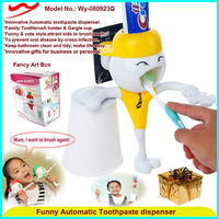 2016 latest Toothpaste dispenser promotional souvenir items for birthday