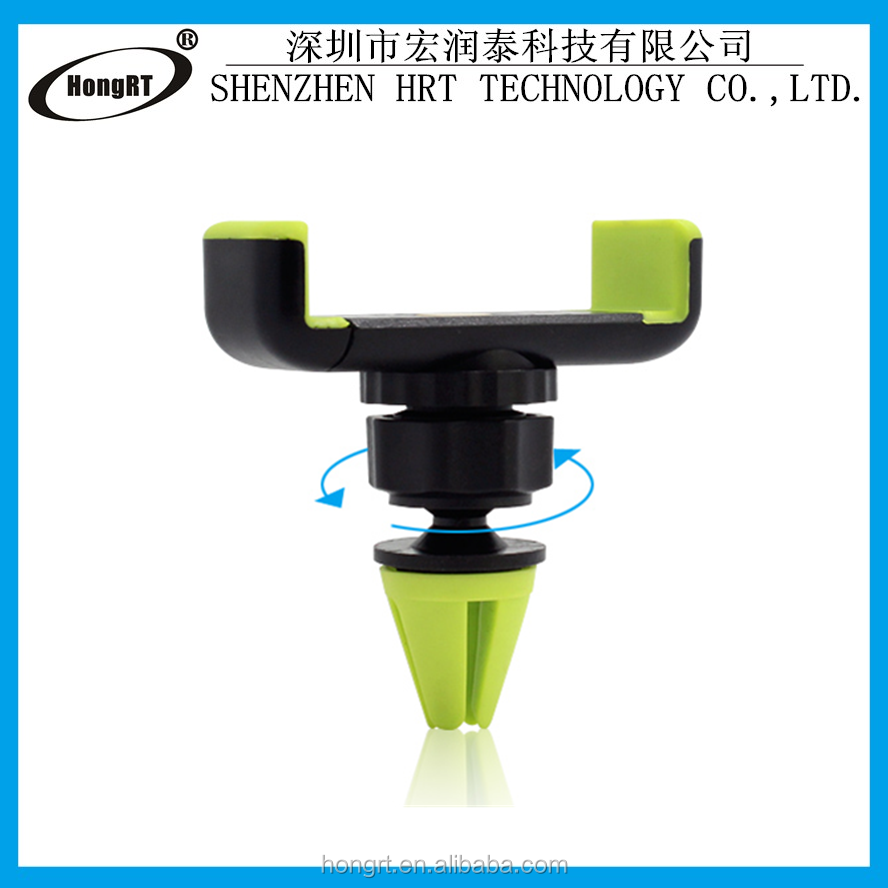 Good stability adjustable and dashboard air vent car holder FOR SALE