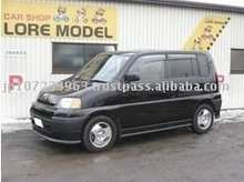 1997 Used japanese cars HONDA SM-X LOW Down RHD 125,500km
