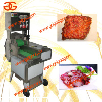 Braised food slicing machine / Pig skin slicing machine / Pig ear slicing machine