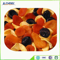 2015 New Crops organic dried fruit