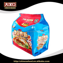 Wholesale OEM package peanut butter ready to eat noodles