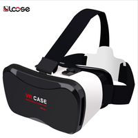 Latest Upgrade good price 3d glasses Google 3d cardboard glasses Virtual Reality bulk 3d glasses for 3d Games Movie