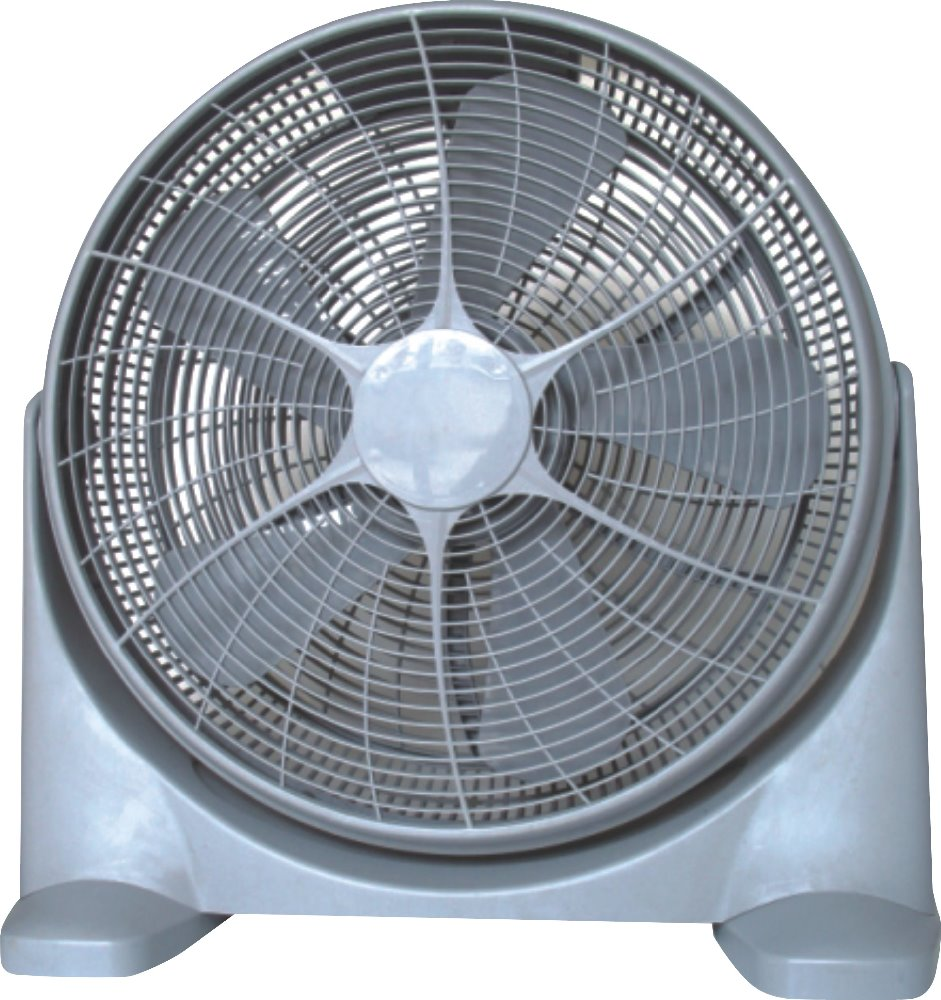 2016 new style 20 inch power plastic box fan from Foshan