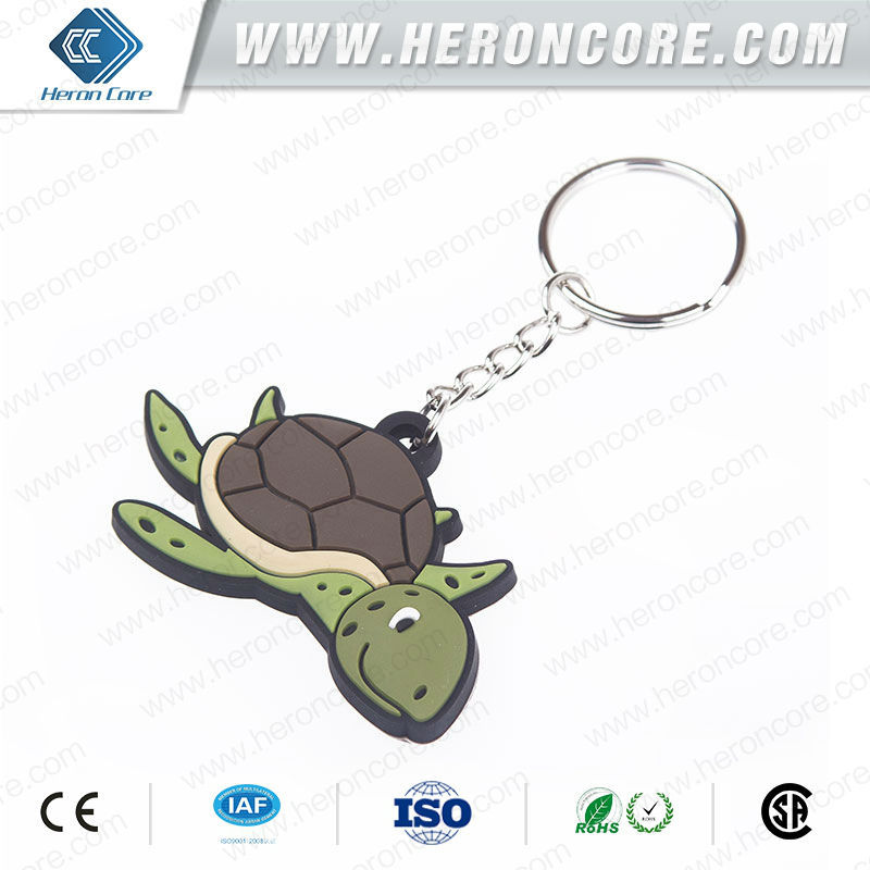 New Design Animal Shape RFID Key Chain, Ultraligh C RFID Key fob, RFID PVC Key Tag