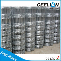 Low carbon steel wire Hot Dipped/Electric Galvanized Residential Temporary Fence