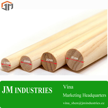 Low Price Small wooden dowel sticks Factory