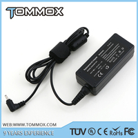 high performance 2.5*0.7mm 40W 19v 2.1a mini laptop charger for asus eee pc