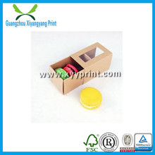 High Quality Luxury Macarons Packaging Box