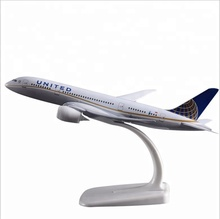 Wholesale custom metal US airplane model and metal aircraft business gifts and US metal model plane