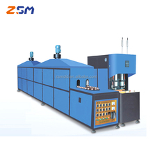 hz-880 semi-auto PP moulding air compressor specification of blow moulding machine