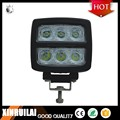 Aluminium die-cast housing CE RoHS IP68 led tractor auto work light 60w with PC cover