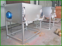 Semi automatic coconut shell removal machine / coconut dehusker