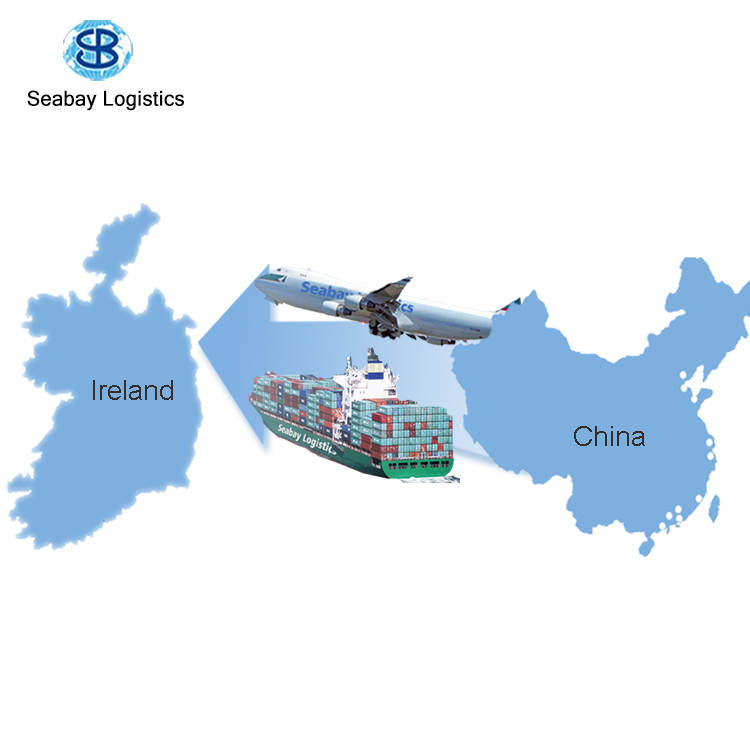 shenzhen shanghai china shipping service to cork dublin belfast ireland