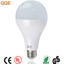 High quality cheap price 15w 180 degree A80 E27 B22 aluminum and plastic led light bulbs