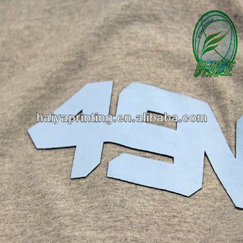 3D transparent white clear paste/ink for children clothes