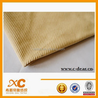 cotton spandex corduroy fabric textiles for bed sheet
