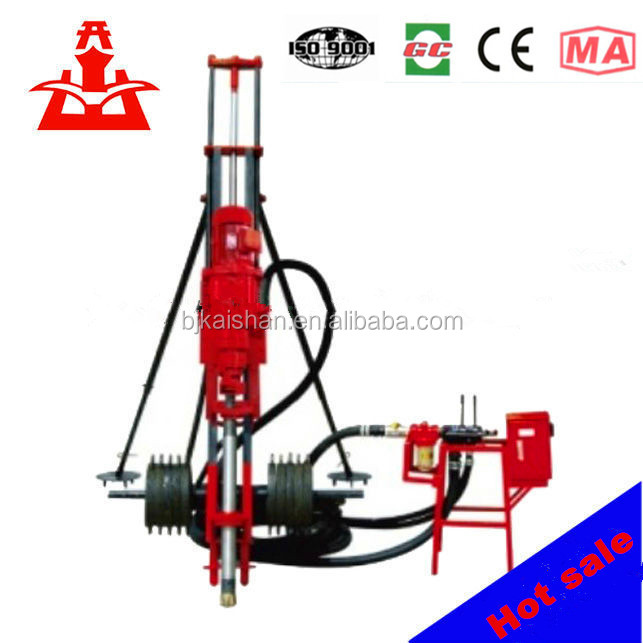 Drilling Device&machine for mining exploration working KQD100/120 type