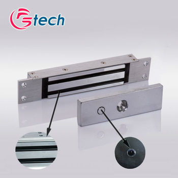 electric electromagnetic locks for door security Pure iron lock em gate lock for office