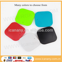 New Design Square Anti-Lost Alarm Wireless Key Locator Bluetooth pet trackers, car key trackers