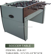 Fashion office game tables foosball soccer table