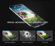 Newest 2.5D Tempered Glass Screen Protectors For Samsung Galaxy S5 I9600 S4